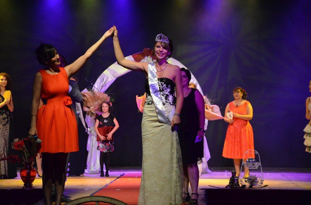 Lucile Jeantou, la princesse , Miss Chevigny 2015-2017; à qui le tour
