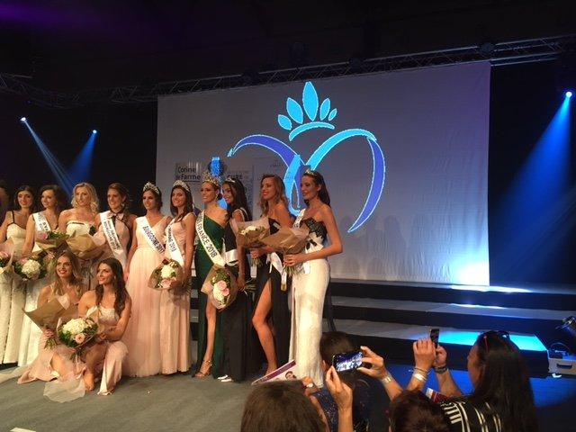 Election de Miss Bourgogne 2018