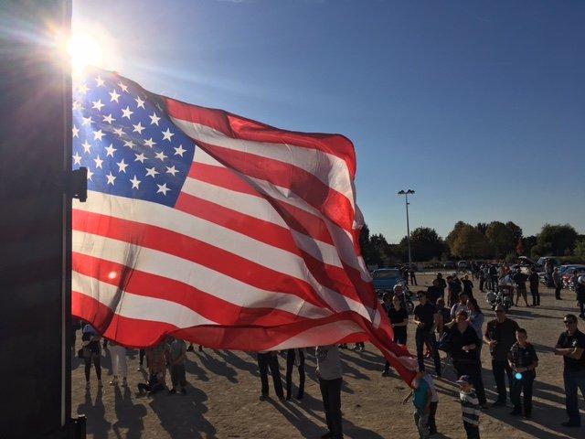 American Day au parc de la Saussaie