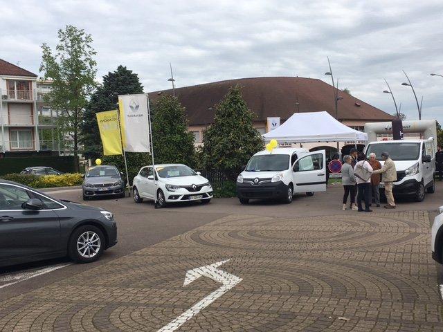 Renault et Chevigny loisirs et sports, la clé d'un duo dans l'union.
