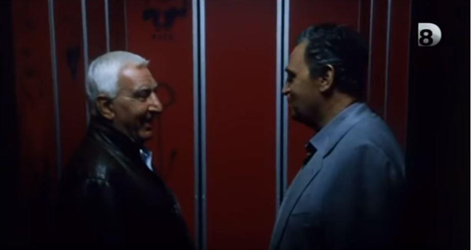Charles Gérard et Roger Hanin, l'étoffe des héros sur la série Navarro