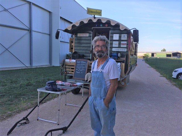 Marius en escale chez Passion Froid/Pomona à Chevigny
