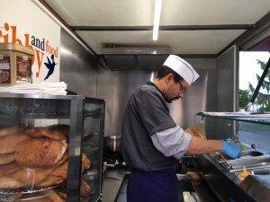 Le pain pour le Bokit fiat maison