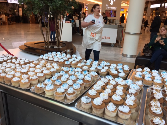Des Cupcakes à gogo