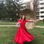 Le coup du parapluie ( Alix Deprez)