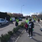 Des ramasseurs bénévoles (groupe particuliers)