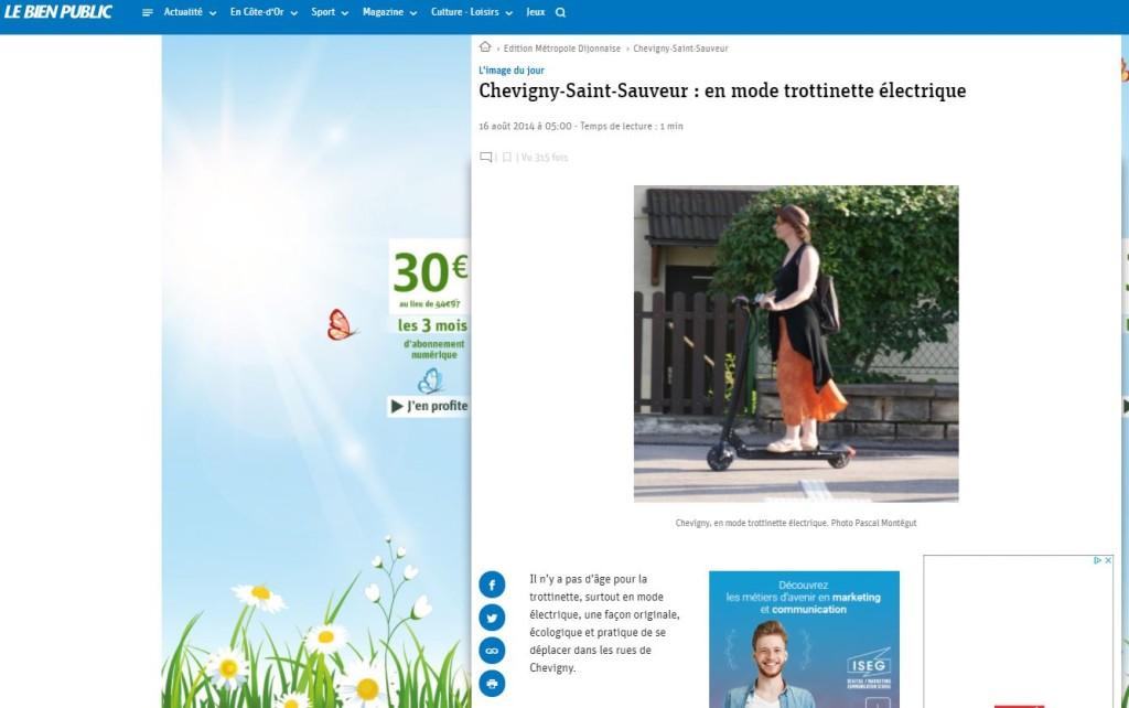 2021-03-22 19_43_03-L'image du jour. Chevigny-Saint-Sauveur _ en mode trottinette électrique