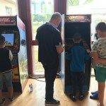 Arcade fire pour petits et grands